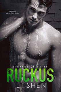 In A Book Shell: Ruckus(Sinners of Saint, #2) by L.J. Shen Review Reading Slump, Cheesy Lines, Contemporary Romance Books, Laughing And Crying, Digital Text, Got Books, Any Book, Historical Fiction, Book Recommendations