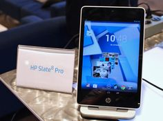 HP Pro Slate 8 - Price & Specifications with Quad Core Processor Hp Mobile, Smartphone News, Android 4, Product Information, Quad, Slate, Product Launch, Core, Chalkboard