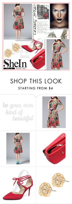 """SHEIN 6"" by damira-dlxv ❤ liked on Polyvore featuring PBteen"