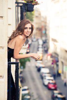 Chiara Ferragni in Elie Saab Shot by Jake Rosenberg for THE COVETEUR October 2014