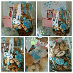 Special gift, cake design, cookies, biscotti tradizionali, jar