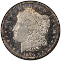 Harry Laibstain Rare Coins has this item on Collectors Corner - 1879-CC $1 Capped Die MS62PL PCGS