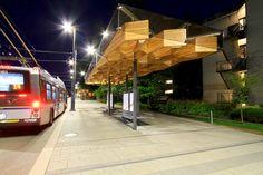Galeria - Abrigos de Trânsito na University Boulevard / PUBLIC Architecture   Communication - 51