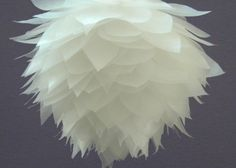 Wax Paper Pomander Ball - gorgeous and CHEAP!