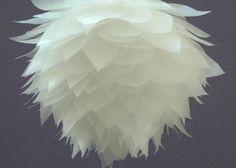 ★ Wax paper lamp
