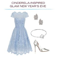 3 Disney-Inspired Outfits For New Year's Eve | Fashion | Disney Style