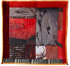 Art Quilts and Fiber Art by Jill Kerttula and the exhibits, art shows and quilt exhibits they will be shown in.
