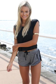 Athletique Shorts | SABO SKIRT