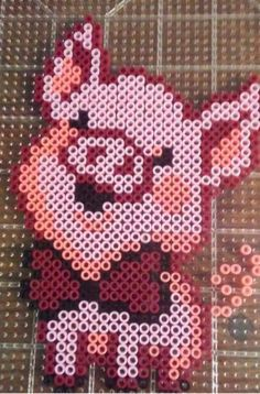 15 Best Fun Perler Beads Designs Easy To Get Started Pearler Bead Patterns, Perler Patterns, Pig Crafts, Bead Crafts, Diy Perler Beads, Peler Beads, Melting Beads, Perler Bead Art, Plastic Canvas Crafts