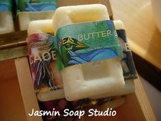 handmade soap - Jasmin Soap Studio https://jasminsoapstudio.wordpress.com/