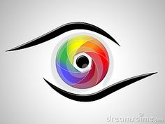 Illustration about aperture on colored background. Illustration of swirl, spinning, rainbow - 25626851 Best Photography Logo, Indian Wedding Photography, Couple Photography, Camera Logo, Angel Pictures, Beautiful Smile, Aperture, Shutter, Turmeric