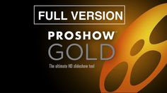 Proshow Gold 6 Registration Key is a standout amongst the most looked…