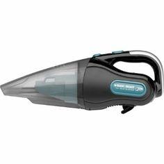 jvreview.net - Black & Decker CWV1408 Dust Buster Wet/Dry Hand Vacuum, 14.4-volt