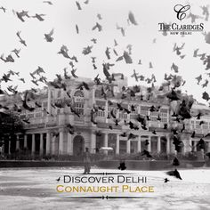 The sprawling circular market is the largest of its kind in India and only 2.5 miles of The Claridges!
