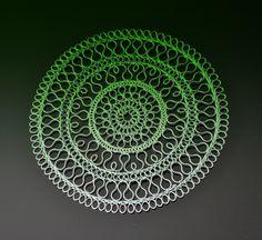 wire Sculpture, Wire Art, Metal Art, Crafty, Baskets, Calligraphy, Ideas, Decor, Wire
