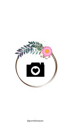 Capas para Destaques Instagram Highlight Icons, Story Highlights, Instagram Story, Templates, Birthday, Design, Instagram Ideas, Cape Clothing, Wall