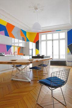 studio alireza razavi architecte d'intérieur / appartement haussmannien