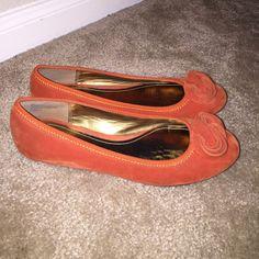 Orange Flats
