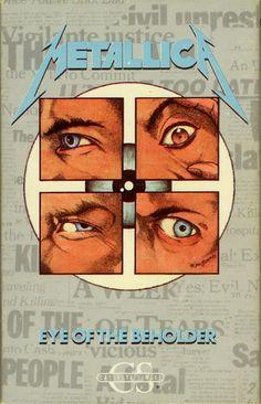 Metallica - Eye Of The Beholder (Cassette) at Discogs
