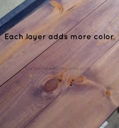 New Headboard, and Whitewashing with Color - Caffeinated Army Wife Woodworking Shows, Woodworking Joints, Woodworking Crafts, Woodworking Plans, Color Washed Wood, Dresser Plans, Kitchen Cabinet Colors, Pallet Art, Painted Furniture