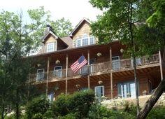 Long Mountain Lodge, Dahlonega, GA