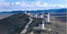 Descubre La Mancha de Cervantes