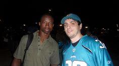 Jacksonville Jaguars CB #31 Ashton Youboty (December 2011 at Everbank Field in Jacksonville, FL)