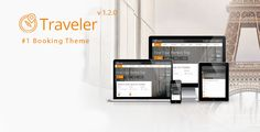 Traveler v1.2.0 - Travel Tour Booking WordPress Theme | Themebu.net