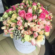 Amazing Flowers, Beautiful Flowers, Floral Bouquets, Floral Wreath, Silk Arrangements, Mothers Day Flowers, Birthday Wishes, Happy Birthday, Flower Boxes