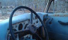 Driving Blue