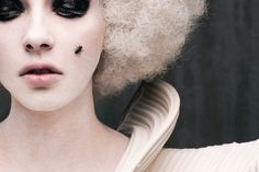 Requiem for a Queen by Pauline Darley, via Behance