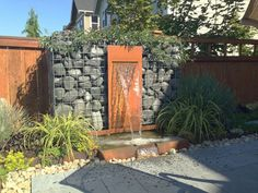 Gabion wall ideas, with FREE how-to guides, videos, pictures and advice to help…
