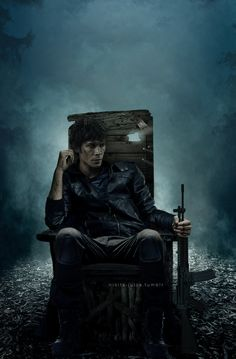 The Rebel King || Bellamy Blake || The 100 || Bob Morley