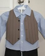 Free pattern: Boy's Best Vest · Sewing | CraftGossip.com
