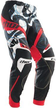 Thor Motocross Core Mod Pants - http://downhill.cybermarket24.com/thor-motocross-core-mod-pants-32red/