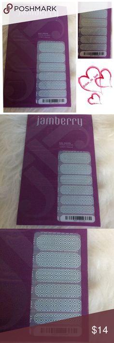 Jamberry Nail Wraps So Fresh 1 Sheet Jamberry Nail Wraps So Fresh 1 Sheet new in package Jamberry Accessories