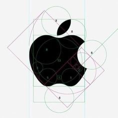 This represents my interest for technology. I am not an avid Apple follower, I vary my devices, but I think Apple is one of the best electronic companies. I am always amazed by the new products that come out every year. I like how simply and functional they make their products. This picture shows the Apple logo construction. The logo was made using the Fibonacci Sequence. I like how this shows all of the work that goes into the simplest design.