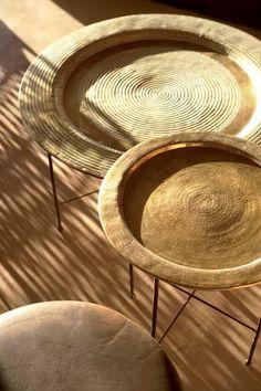 Modern Moroccan Trays