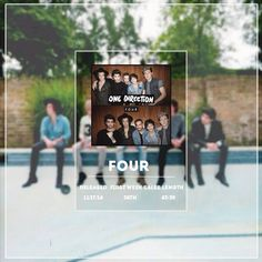 Four // What's your favorite song from this album?