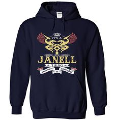 ITS A JANELL THING YOU WOULD N T UNDERSTAND  HOODIE  This shirt is for you! Tshirt, Women Tee and Hoodie are available. 👕 GET YOUR here: https://www.sunfrog.com/it-NavyBlue-45003270-Hoodie.html?id=57545