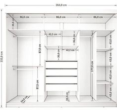 Closet Layout 612630355544650342 - closet organization ideas for slanted ceilings – Source by homeorganizationnn Wardrobe Design Bedroom, Bedroom Cupboard Designs, Bedroom Cupboards, Master Bedroom Closet, Bedroom Wardrobe, Wardrobe Closet, Bedroom Closets, Closet Space, Cozy Bedroom