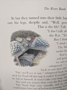 The River Bank and other stories from Wind in the Willows. Kenneth Grahame, illustrated by Inga Moore