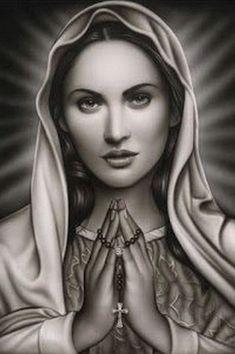 Holy Rosary, Pencil Art Drawings, Disney Characters, Fictional Characters, Aurora Sleeping Beauty, Spiritual, Mary, Disney Princess, Hail Mary