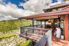 Honolulu Mountain Home With Astounding Views Asks $1.85M