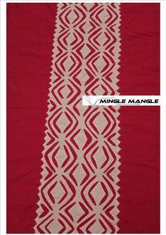 Mingle mangle Handmade Embroidery Designs, Applique Designs, Joker Hd Wallpaper, Indian Folk Art, Cut Work, Applique Dress, Salwar Suits, Bedding Sets, Hand Embroidery