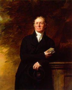 Henry Raeburn - Dr Alexander Lindsay of Pinkieburn