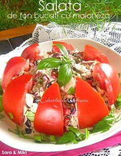 » Idei de aperitiveCulorile din Farfurie Soup And Salad, Caprese Salad, Food, Soups, Projects, Salads, Log Projects, Blue Prints, Eten