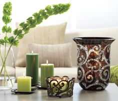 Give your candles a swirl! #PartyLite
