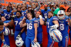 Florida Gators photo gallery for the South Carolina game
