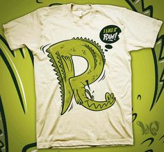 T-Shirt Design for RAW INC | Flickr - Photo Sharing!